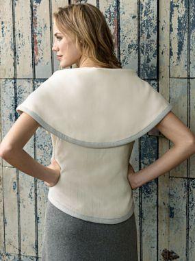 circular vest final look