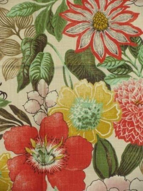 Biltmore Bloom Linen Rayon