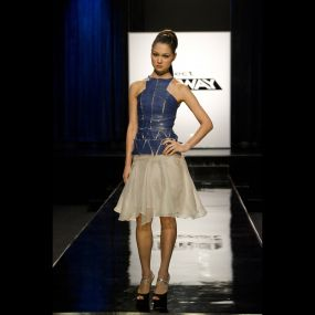 Layana Aguilar's look.