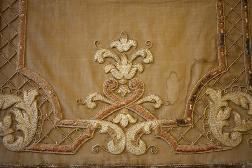 Original embroidery