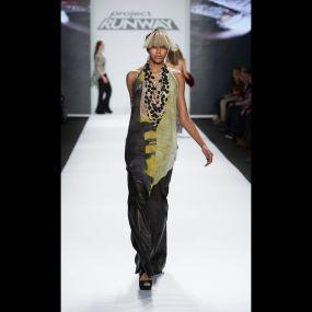 Patricia Michaels' look