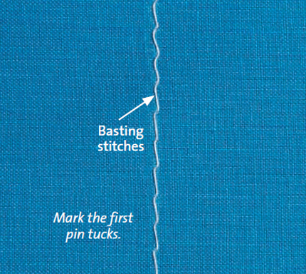 pin tuck 1