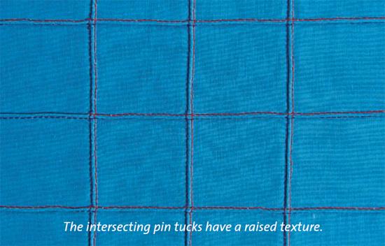 pin tuck 5