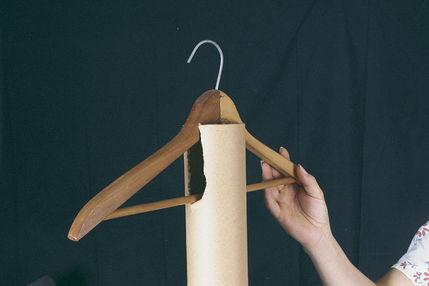 Hanger and tube