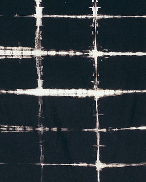 Narrow-wrapped fabric
