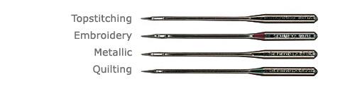 Decorative needles