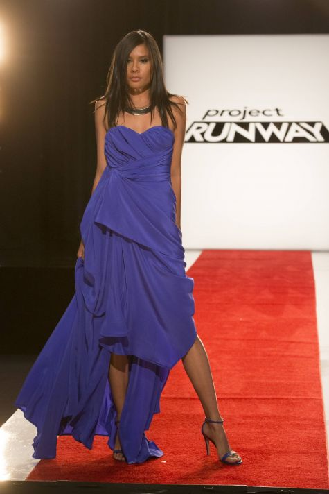 Project Runway episode 4 Char