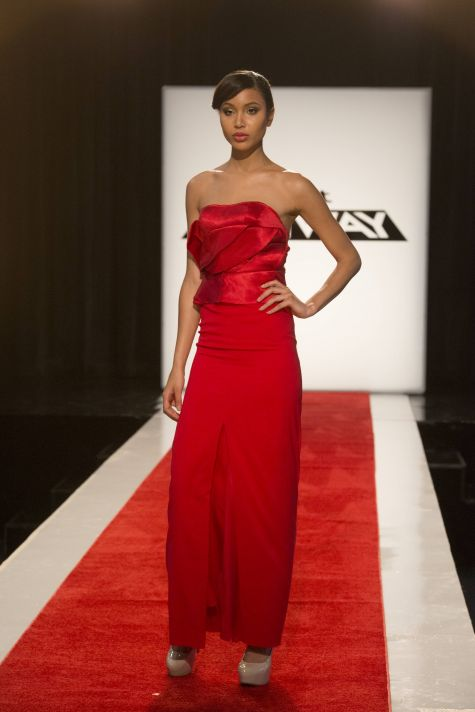 Project Runway episode 4 Mitchell