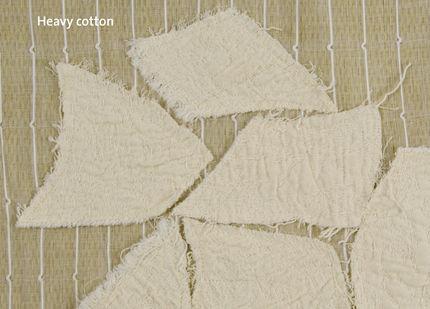 Heavy cotton fabric