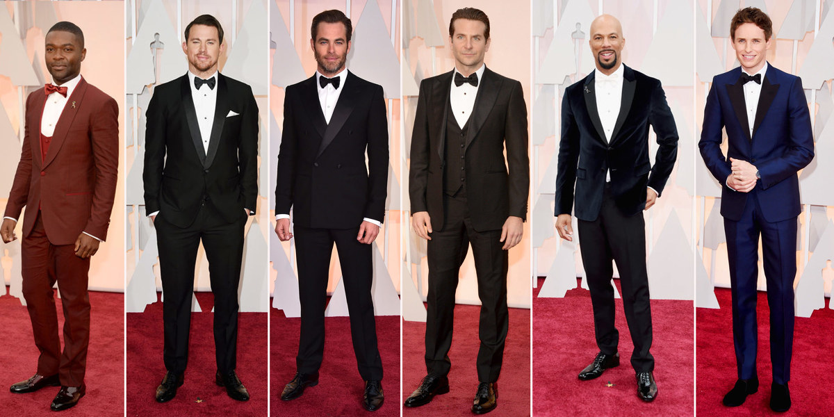 men of the oscars