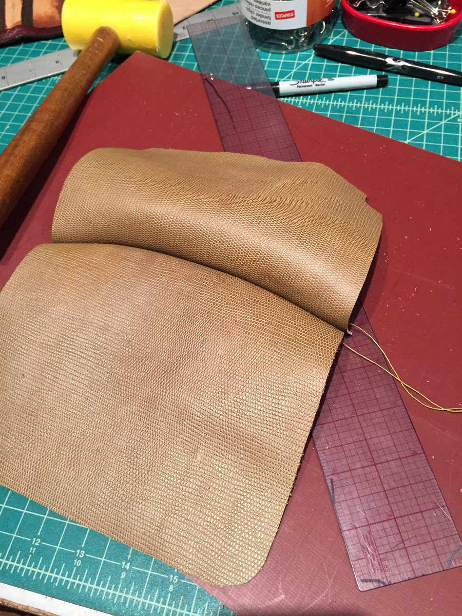 make a fortuny gladstone bag part 2
