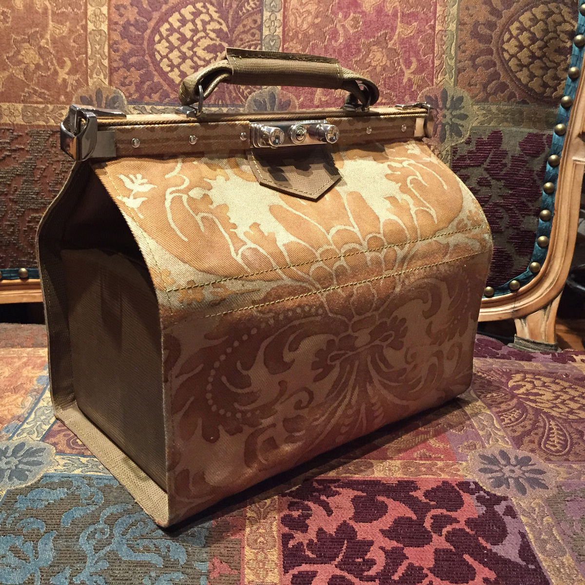 Gladstone Fortuny Bag