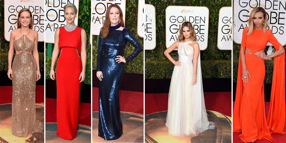 golden globes 2016 cut outs trend