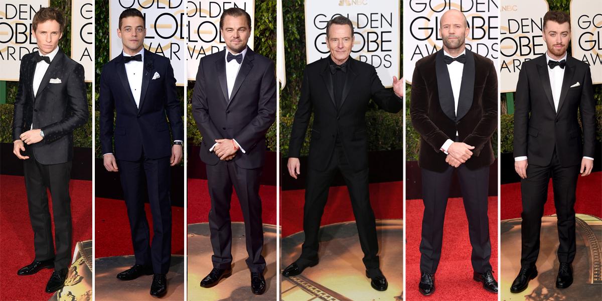 golden globes 2016 men