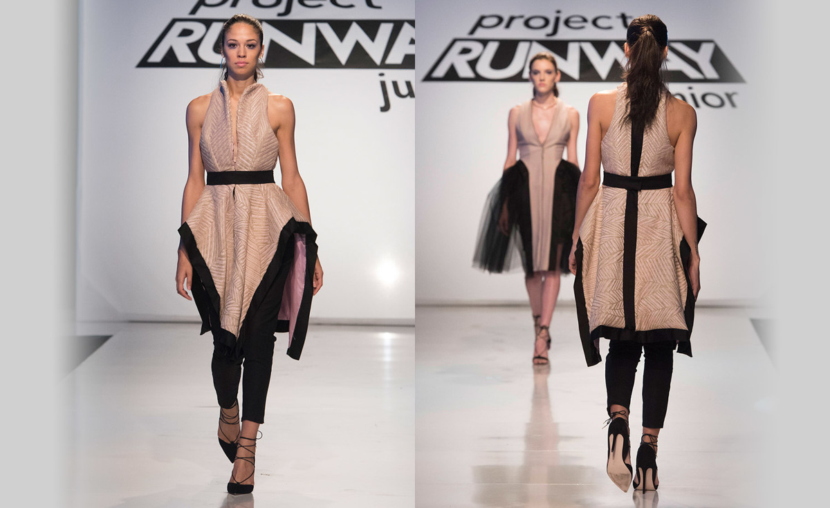 Project Runway Episode 10 Zachary