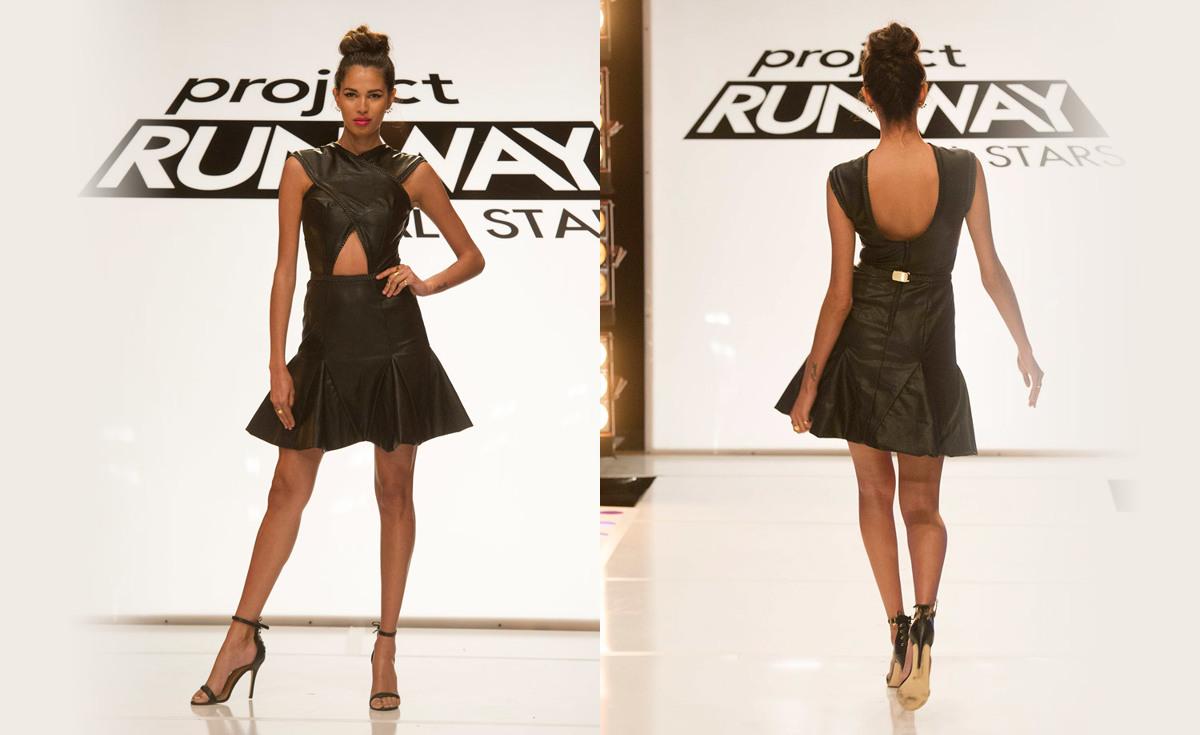 Project Runway All Stars Season 5 Episode 1 Asha