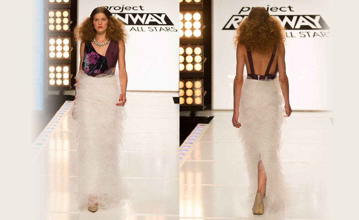 Project Runway All Stars Season 5 Episode 1 Mitchell