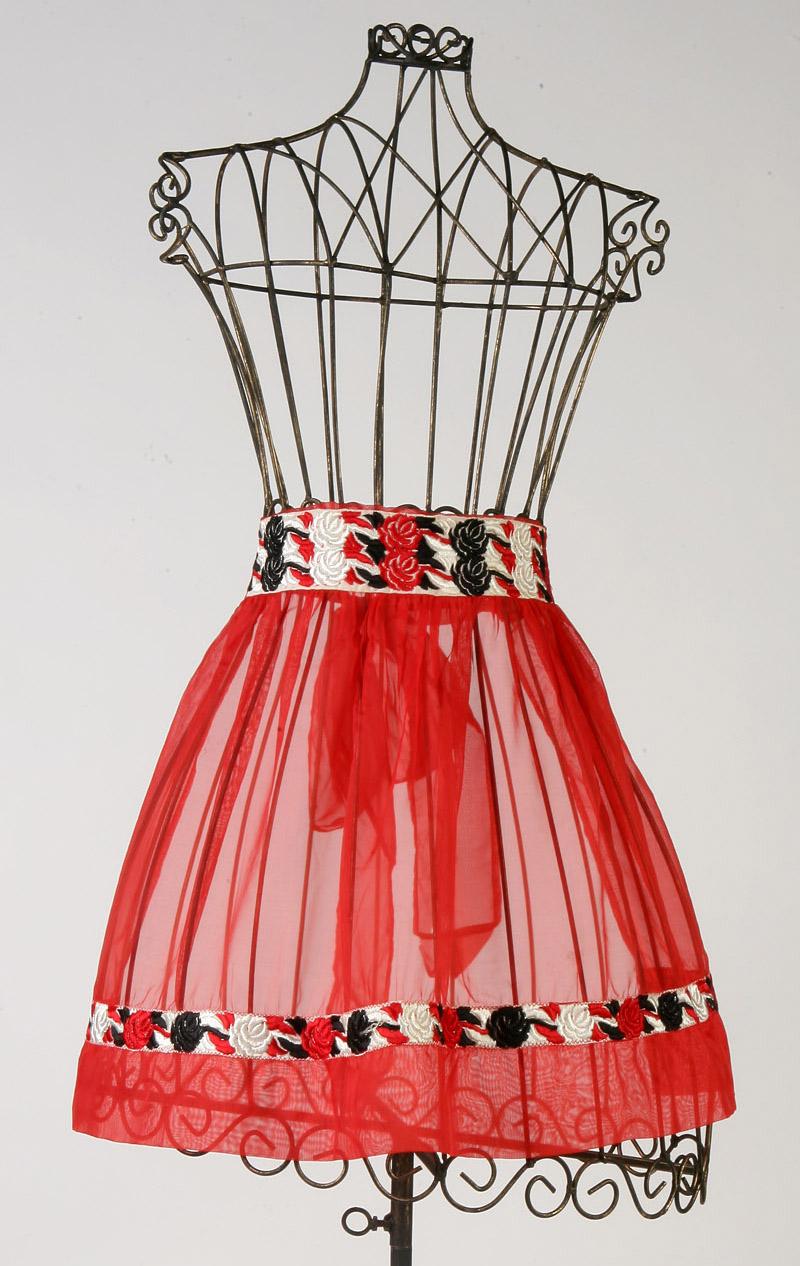 Sassy hostess apron