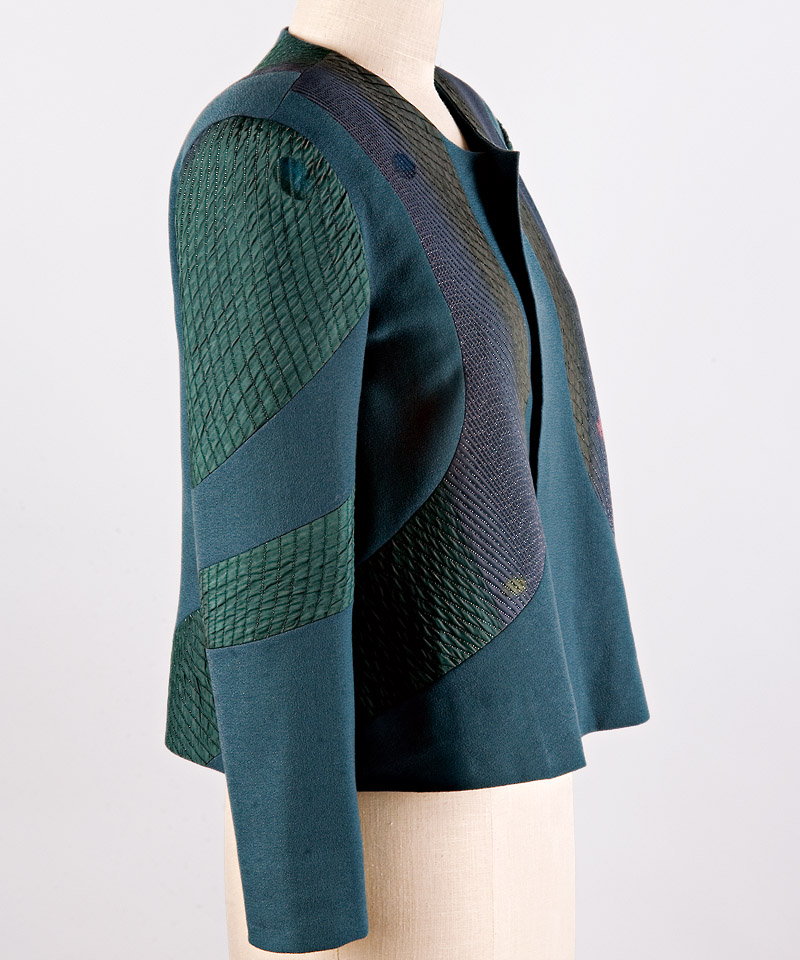 Combine fabrics #2