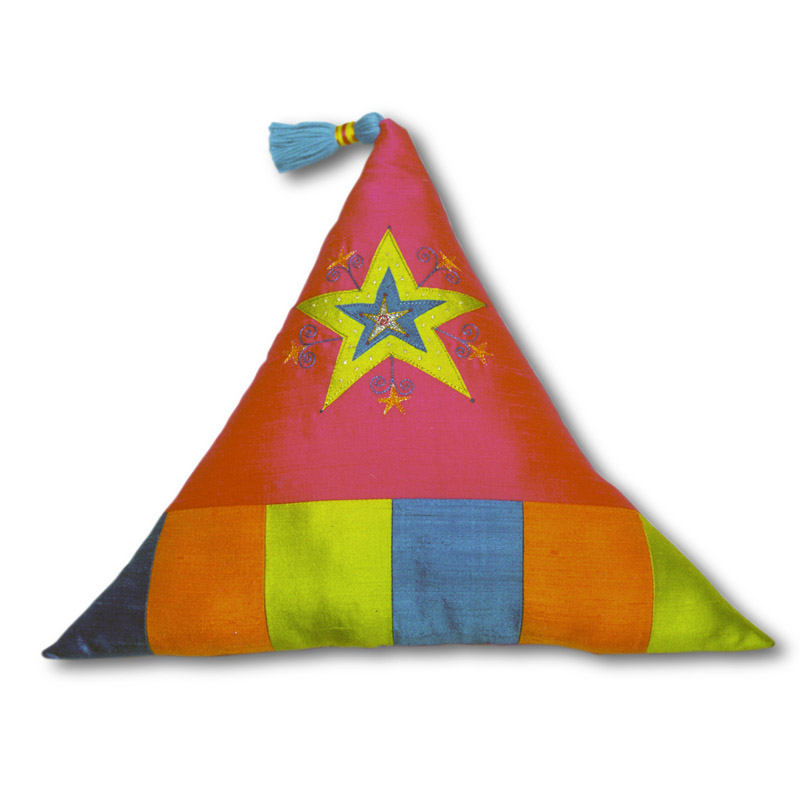 Triangle with Star