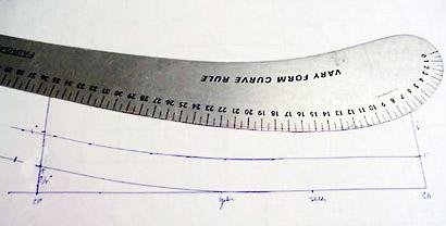Mark 1 inch