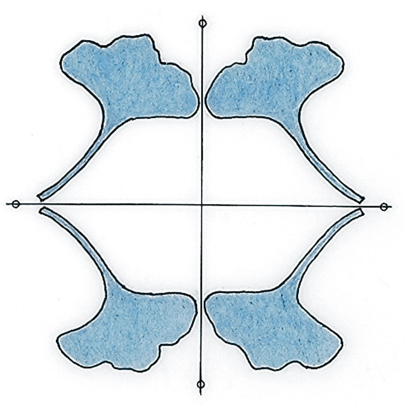Dual, right-angle axes