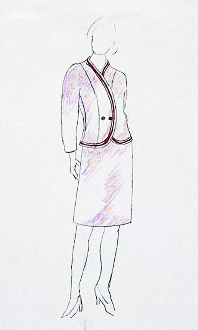 Carol Fresia's sketch