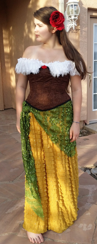 threads 2016 halloween costume Christine Daae Phantom of the Opera