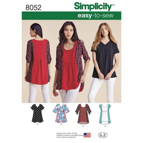 Simplicity 8052