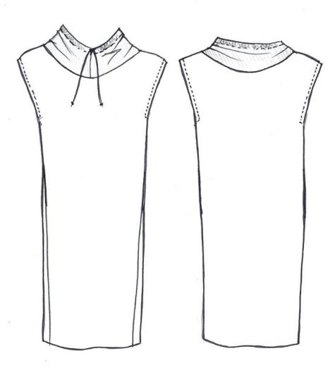 Yuki Dress Pattern