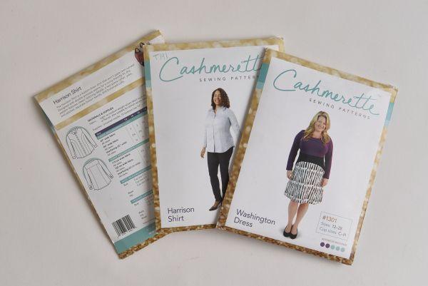 Cashmerette patterns