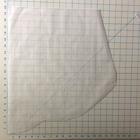 Apron Skirt Pattern