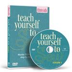 Teach Yourself to Sew Season 3 DVD