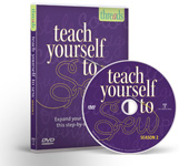Teach Yourself to Sew Season 2 DVD