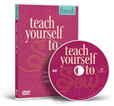 Teach Yourself to Sew Season 1 DVD