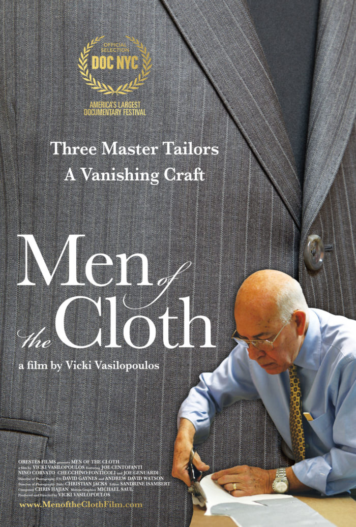 Men of the Cloth documentary by Vicki Vasilopoulos